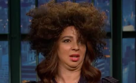 Maya Rudolph Impersonates Rachel Dolezal