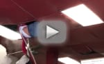 Watch This Woman Crash Through the Ceiling of a Mexican Restaurant, Because Who Doesn't Wanna See That