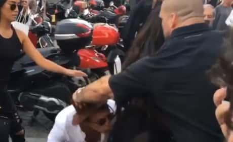 Vitalii Sediuk Attacks Kim Kardashian!
