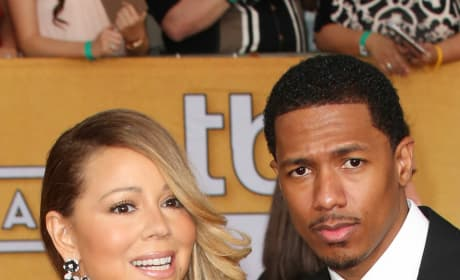 Mariah Carey & Nick Cannon Photos From Happier Times