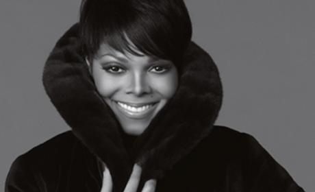 Janet Jackson Blackgama Ad