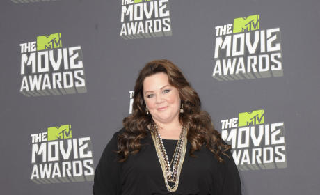 Melissa McCarthy at MTV Movie Awards