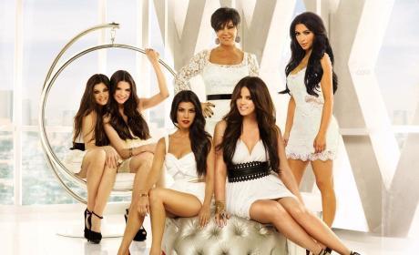 Kardashian, Jenner Family Photo