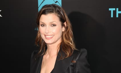 Pregnant Photo Finish: Melanie Brown & Bridget Moynahan