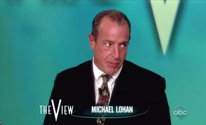 Michael Lohan Collapses, Hospitalized During AA Meeting