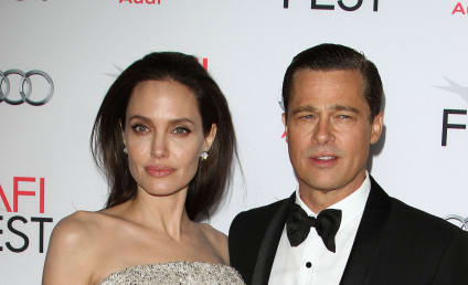 Angelina Jolie: Pissed About Brad Pitt Flirting With Cara Delevingne?!