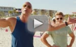 Baywatch Movie Trailer: The Rock, The Zac, The Crazy Abs