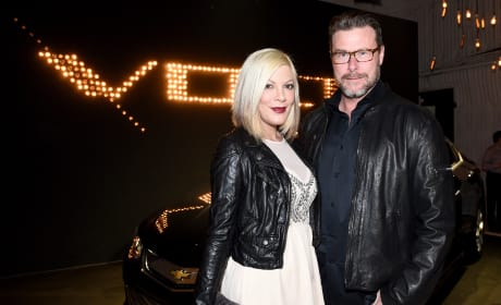 Tori Spelling: Sued By American Express For HUGE Bill