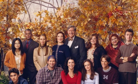 Gilmore Girls Cast: Then and Now