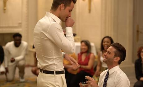 Josh Flagg: Million Dollar Listing Star Engaged, But NOT To Colton Thorn