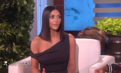 Kim Kardashian: I'm So Thankful I Was Robbed!