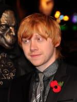 Rupert Grint Photograph
