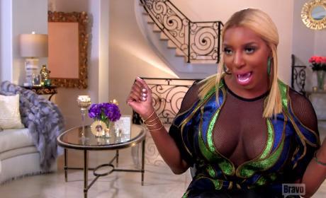 """Nene Leakes Returns To RHOA: """"Yes, B--ches, I am Back!"""""""