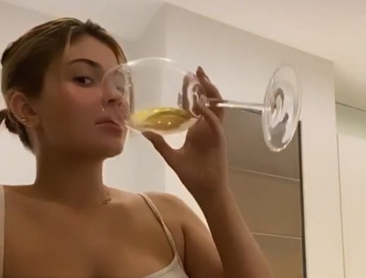Kylie Is a Wine Mom