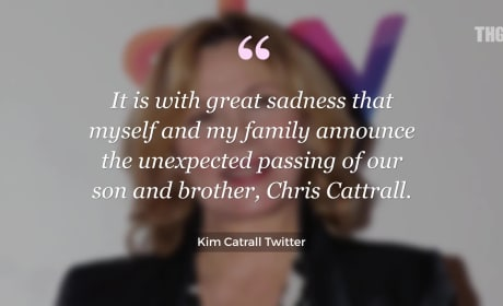 Kim Cattrall: Brother Found Dead