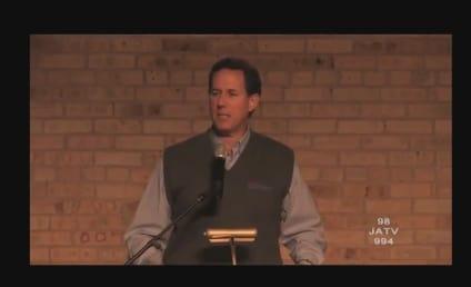 Did Rick Santorum Almost Call President Obama the N-Word?