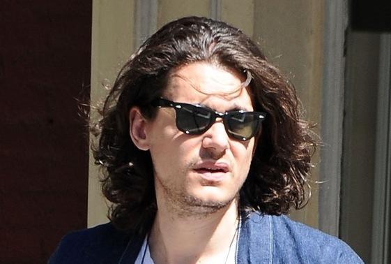John Mayer Long Hair