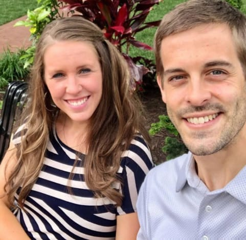 Jill Duggar and Derick Dillard on Social Media