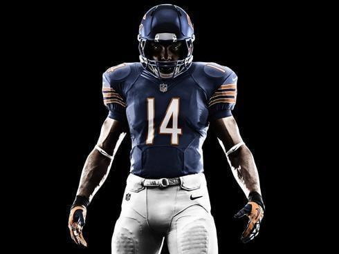 New NFL Uniform