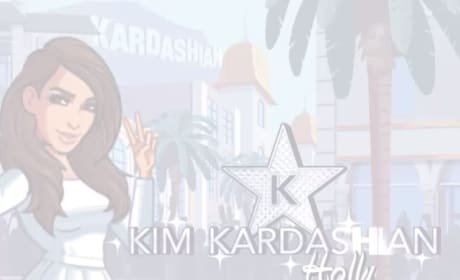 Kim Kardashian Video Game Trailer