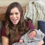 Jessa Duggar Opens Up About Home Birth: My Mom Almost Missed It!