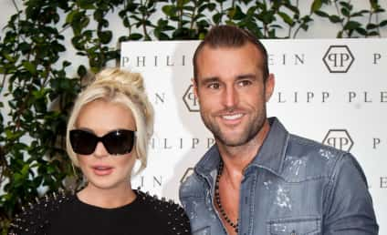 Lindsay Lohan and Philipp Plein: NOT Dating!