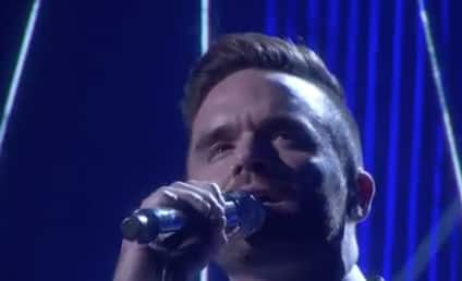 """Brian Justin Crum Felt It """"In the Air Tonight"""" on AGT"""