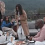 Kuwtk back to the napa wine tasting table