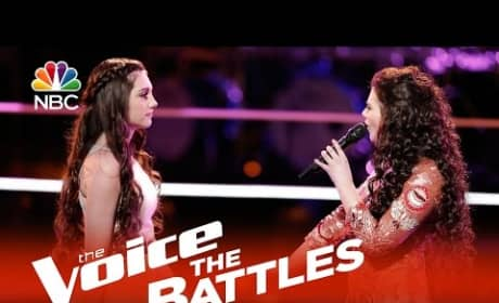 Brenna Yaeger vs. Kelsie May (The Voice Battle Round)