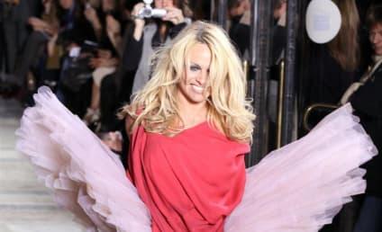 Pamela Anderson: Runway or the Wrong Way?