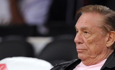 Clippers Protest Donald Sterling Remarks