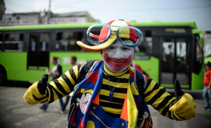 Clowns May Be Stalking Children in South Carolina