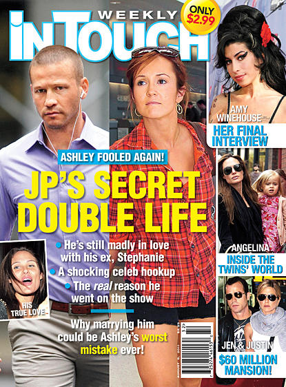 J.P. Rosenbaum Cover