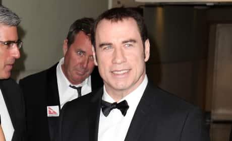 A John Travolta Photo
