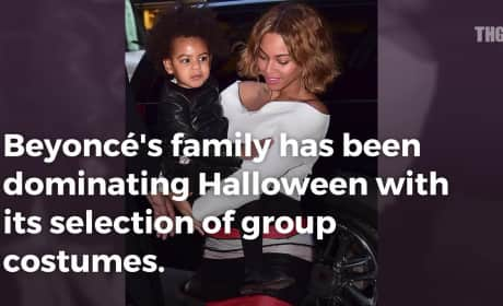 Beyonce Halloween Costume: What Was It?