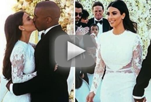 Kim Kardashian Talks Wedding Day Surprise Thinks She Ll Always Be In Honeymoon Period The Hollywood Gossip