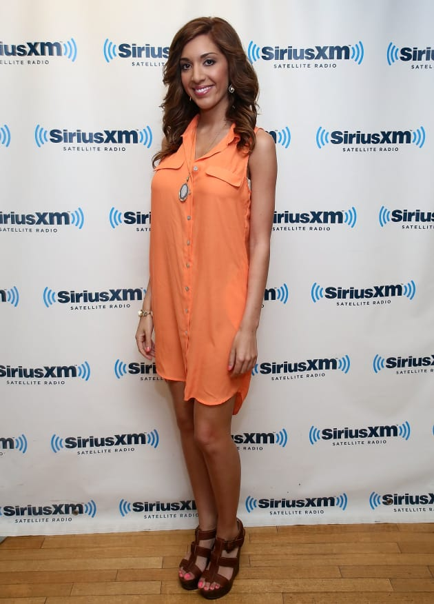 The Hollywood Gossip: Farrah Abraham Hits Rock Bottom: I