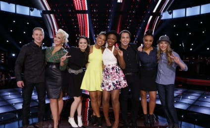 The Voice Results: Who Survived the Top 8?