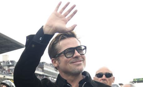 Brad Pitt Waves