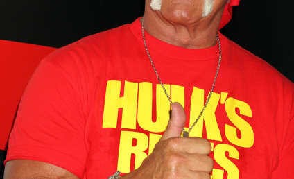 "Hulk Hogan Thanks Fans for ""Love and Support"" Amidst Racist Scandal"