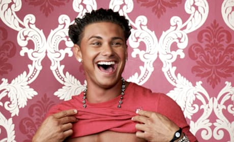 Pauly D Shirtless