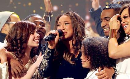 Melanie Amaro Expresses Shock, Appreciation Over X Factor Victory