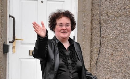 Susan Boyle: Short, Plump and Happy