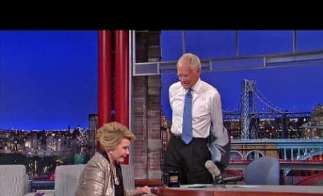 David Letterman Disses Joan Rivers!