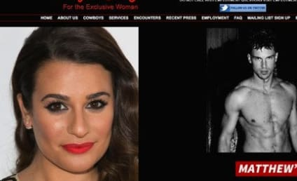 Matthew Paetz, Part-Time Male Gigolo, Dating Lea Michele