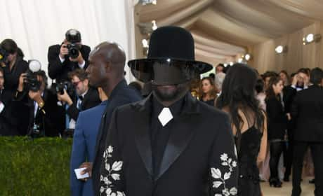 will.i.am: 2016 Costume Institute Gala