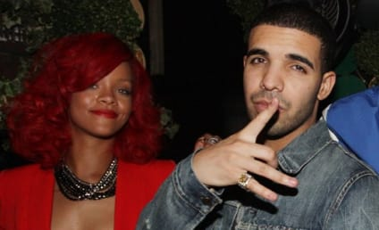 Rihanna and Drake: Totes In Love 4-Ever?!?!