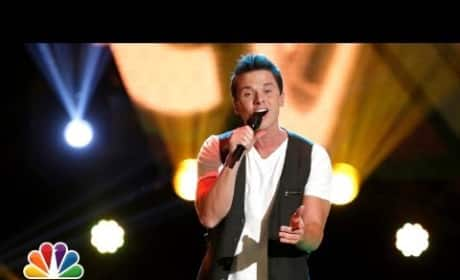 Michael Lynch - Bailamos (The Voice Blind Audition)