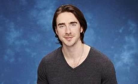 Brandon Howell of The Bachelorette