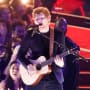 Ed Sheeran at iHeartRadio Music Awards